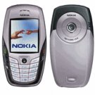 Nokia 6600 Triband GSM Cellular Mobile Phone (Unlocked)