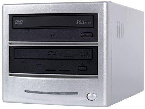 1 Target Pioneer 109-A09 DVD - CD Duplicator (BLACK)