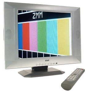 SVA VR-20 20-Inch TFT Flat Panel LCD Color TV-Monitor