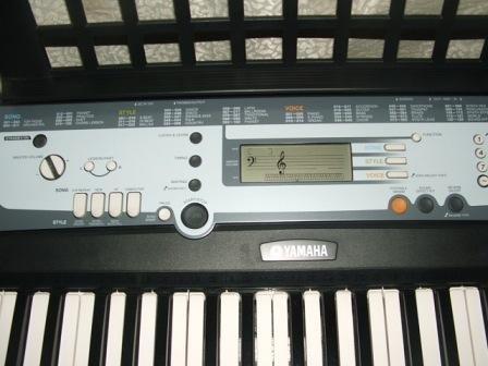 Yamaha music home keyboard