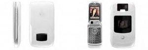Motorola V3X White unlocked Gsm Cell Phone