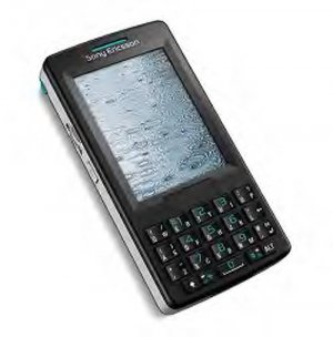 Sony Ericsson M600 black unlocked mp3 and bluetooth cell phone