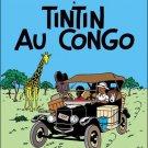 Hergé : Tintin au Congo