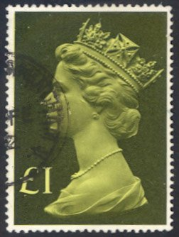 Great Britain #MH169, used