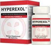 Hyperexol - 3 bottles