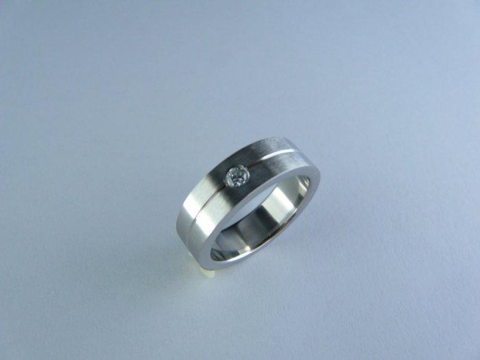 Stainless steel ring FSD-2134