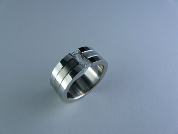 Stainless steel ring FSD-2026