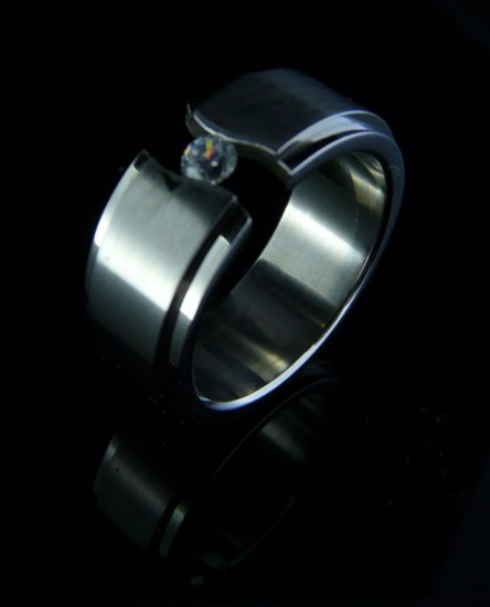 Stainless steel ring FSD-2260