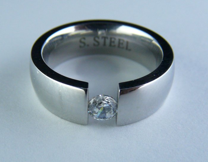 Stainless steel ring FSD-2360