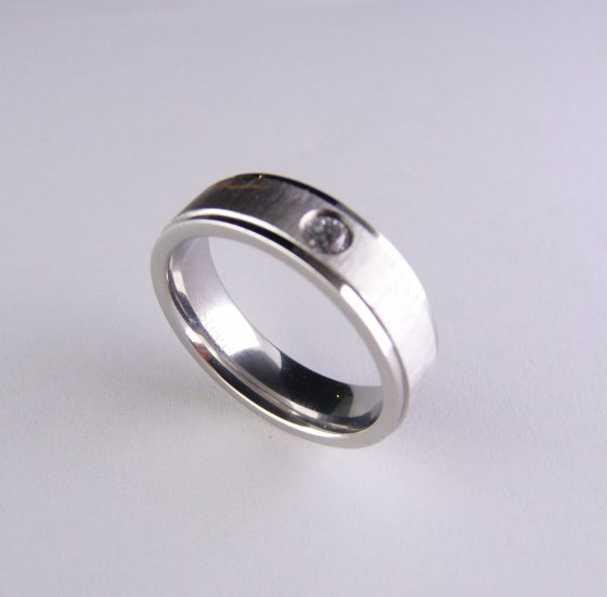 Stainless steel ring FSD-2325