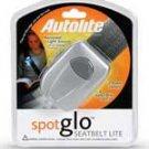 2- AUTOLITE SPOTGLO SEATBELT LITE/LIGHT *SUPER BRIGHT* NEW