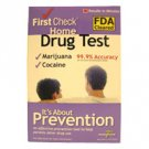 FIRST CHECK 7 DAY HOME DRUG TEST KIT~EXPIRED