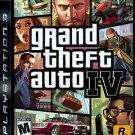 PLAYSTATION 3 GRAND THEFT AUTO IV