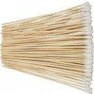 "6"" COTTON WOOD SWABS 100 COUNT *NEW*"