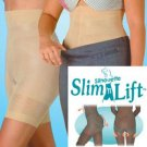 1-California Beauty Slim N Lift Shaper Undergarment ~ Black ~ XSmall~ PLASTIC PACKAGING