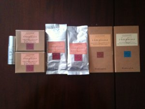7- J & E ATKINSONSI COLONIALI GIFT SAMPLER SET PERFUME~SOAP~BATH
