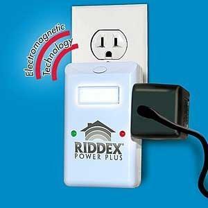 RIDDEX POWER PLUS Digital Pest Repeller ~NEW