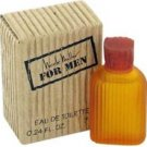 NICOLE MILLER FOR MEN EDT .24 OZ. MINI
