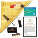 ALTO SAXOPHONE CLEANING KIT PLUS 5 PACK 2.5 REEDS