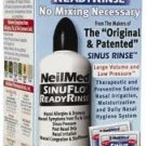 NEILMED SINUSFLO READY RINSE KIT~READY MIXED SOLUTION~PLUS REFILLS~EXPIRED