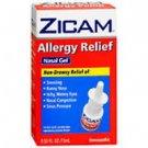 Zicam Allergy Relief Nasal Gel .5 oz~7/2013 EXPIRED
