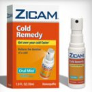 Zicam Cold Remedy Oral Mist Spray~EXPIRED 8/2013