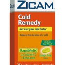 Zicam Cold Remedy RapidMelts Quick Dissolve Tablets with Echinacea Lemon-Lime Flavor~EXPIRED 1/2013