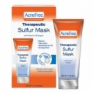 ACNEFREE SULFUR MASK 1.7 OZ. *EXPIRED*