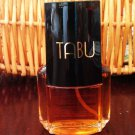 TABU PERFUME 1.2 OZ. SPRAY ~PARFUM NOT COLOGNE OR EDT ~LIMITED QUANTITIES