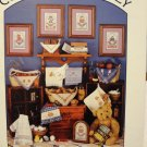Graph-It Arts Country Whimsey Counted Cross Stitch Leaflet