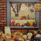 Vanessa-Ann Collection Buttermilk Biscuits Counted Cross Stitch book