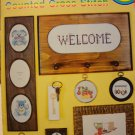 School House of Counted Cross Stitch Book 8