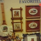 Little Country Favorites Counted Cross Stitch Leaflet