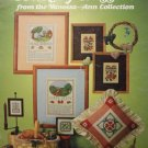 Leisure Arts Country Classics from the Vanessa-Ann Collection Counted Cross Stitch Leaflet 271