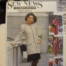 McCalls 6226 Sews News Misses' One or Two-Piece Dress (size 14,16,18)