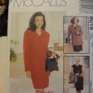 McCalls 9018 Misses' Lined Jacket & Lined Dress (Size 20)