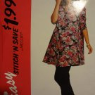 Stitch 'N Save By McCalls 6267 Maternity Blouse & Pants (Size 14,16,18,20)