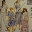 McCalls 4892 Misses' Jumper, Jumpsuit or Romper & Top (16)