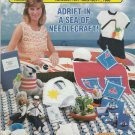 Annie's Pattern Club No 40 Aug-Sep 1986 with pullout patterns