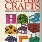 Storey Communications - Country Crafts - 1990 - Hardcover