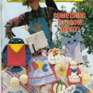 Annie's Pattern Club No 34 Aug-Sep 1985 with pullout patterns