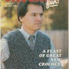 Crochet Fun! Number 8 Dec-Jan 1989