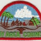 BSA Bay Area Council - CP - Hat Shape