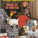 Annie's Pattern Club No 42 Dec-Jan 1987 with pullout patterns