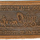 BSA 1970's Historic Trails Award - leather patch