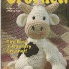 Hooked on Crochet! Number 13 Jan-Feb 1989