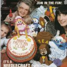 Annie's Pattern Club Vol 3 No 1 Feb-Mar 1982
