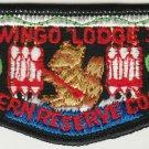 BSA 1970's era Lodge 368 Tapawingo - S3a
