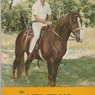 1970's The Mel Tillis Story signed program - short biography
