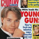 Country Weekly Magazine Aug 20 1996 Bryan White LeAnn Rimes Mary Chapin Carpente